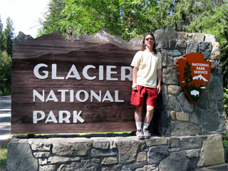 Glacier National Park West Entrance - Jak Koke